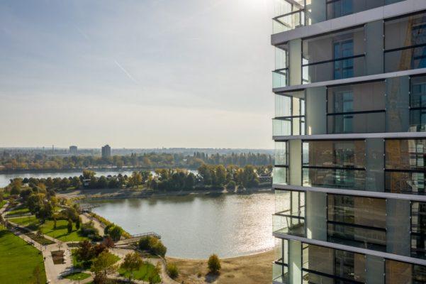 BudaPart – BRA és BRC lakóépületek 5