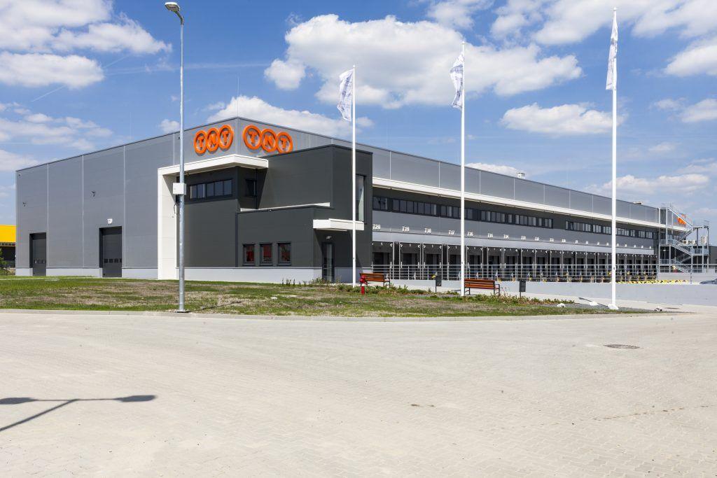 TNT Logisztikai Központ