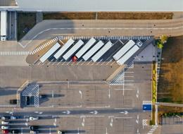 Építési logisztika koordináció